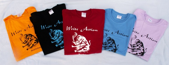 Write Action T-Shirts